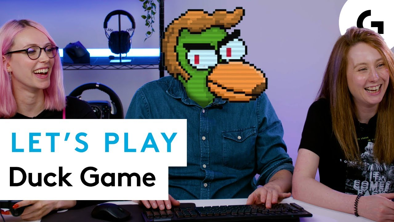 FOWL PLAY - Let's play Duck Game