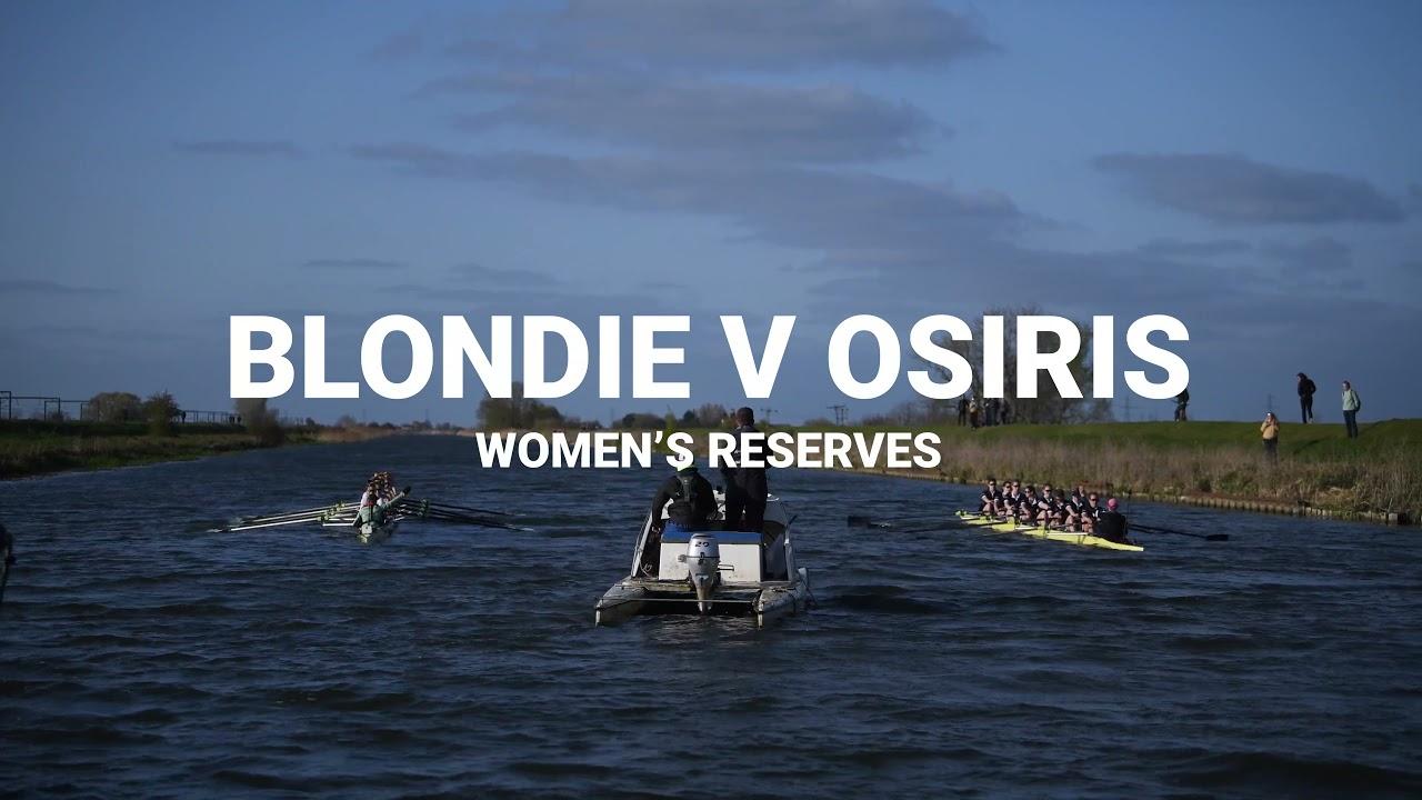 The Gemini Boat Race 2021:  Reserve Races