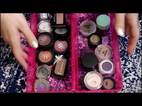 Single Eyeshadow: SAVAGE Makeup Declutter 2018