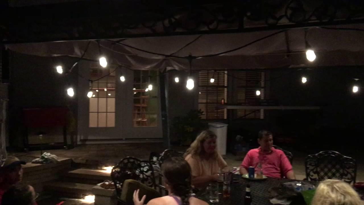 Enbrighten Café String Lights