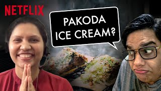 @Tanmay Bhat FINALLY MEETS @Kabita's Kitchen | Tanmay Reacts End of Year Special | Netflix India