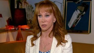EXCLUSIVE: Kathy Griffin on Being Neighbors With Kim Kardashian and Making Peace With Miley Cyrus