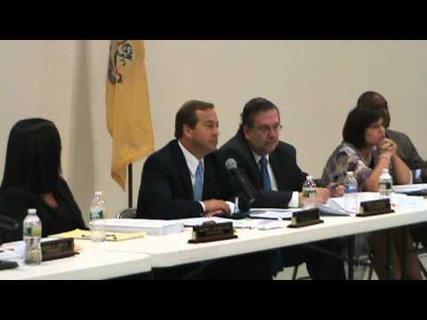 Camden County Board of Chosen Freeholders Meeting 8/16/12 Public Comment 2/5