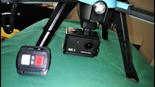 F100 Ghost by Force1 and Db Power D2 action cam 12-14-18