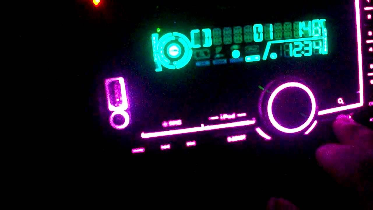 kenwood dpx308u night demo