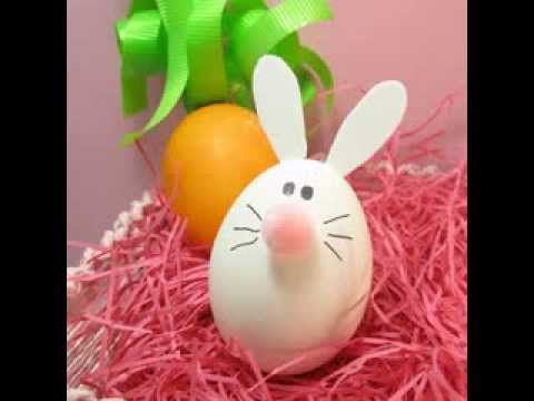 Easter Egg Decorating Ideas Kids Youtube