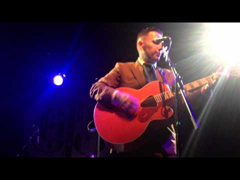 Nick 13 of Tiger Army- Outlaw Heart (Live at the El Rey 7/20/12)