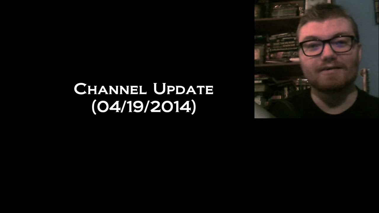 Channel Update Vlog Official Site Series Info And