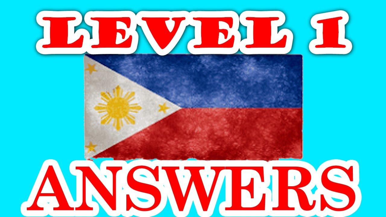Philippines Logo Quiz Pinoy Level 1 - All Answers - Walkthrough