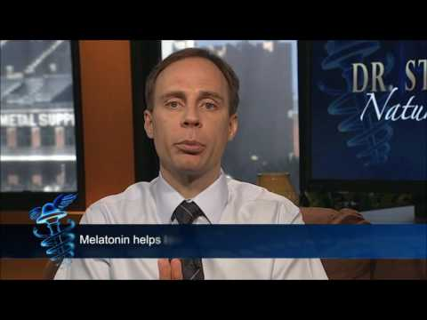Melatonin for Heartburn | Natural Healing with Dr. Mark Stengler, NMD