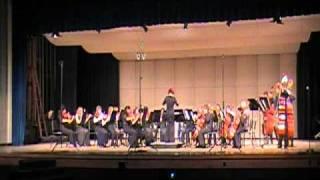 Brandenburg Concerto No. 5 (Isaac), St. Anthony Chorale, Vanguard Overture