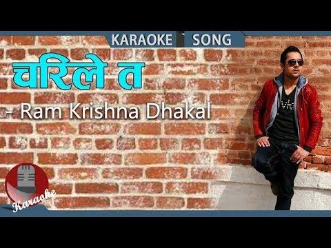 Karaoke Version | Charile Ta Chadera Gai Hali - Ram Krishna Dhakal