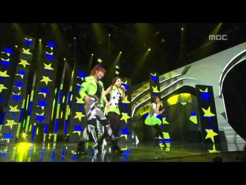 Jewelry - Back it up, 쥬얼리 - 벡 잇 업, Music Core 20110205