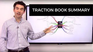 Traction: Get a Grip on Your Business Book SUMMARY in 33 Minutes
