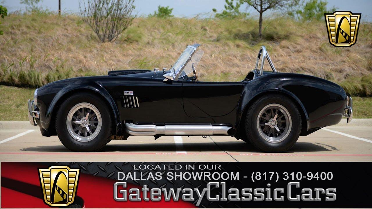 1965 Shelby Cobra Replica #443-DFW Gateway Classic Cars of Dallas ...