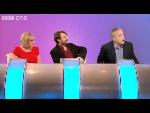 Does Huw Edwards Use the 'Evil Eye' on his Work Colleagues?  Would I Lie to You?  S6 E7  BBC One