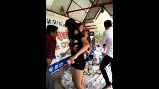 Quán Vườn Đồng Quê Hòa An - Chợ Mới - An Giang