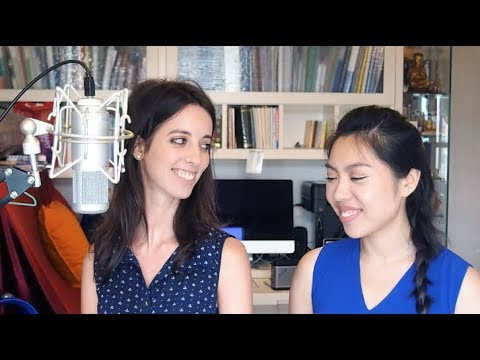 Comment te dire adieu - Covered by Fonnie & Ines (with Eng sub)