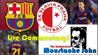 Live commentary - fc barcelona vs s ...