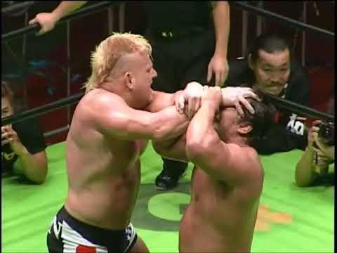 Kenta Kobashi vs. Bison Smith (26.08.2003)