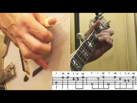 Dueling Banjos: How I play it on 5-string Bluegrass Banjo