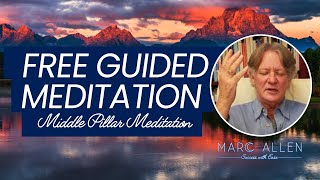 Middle Pillar Meditation from THE MAGICAL PATH