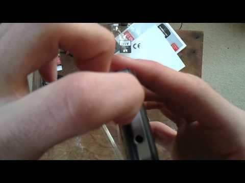 LG Optimus V (Virgin Mobile) Unboxing