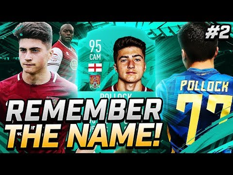 REMEMBER THE NAME #2 - Scott Pollock FUT series (FIFA 19 Ultimate Team)