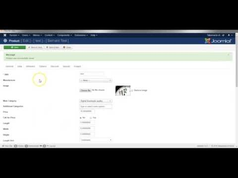 Eshop for Joomla 3: How create Downloadable Products