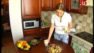 Фруктовый салат от Марины Девятовой.