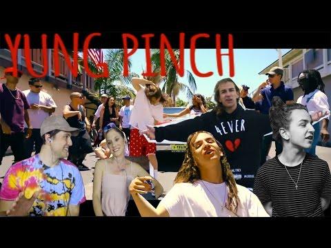 MOM REACTS TO YUNG PINCH!!! | @YUNGPINCH