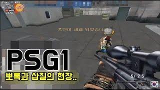 Скачать 이성완 KSF 스페셜포스 스포 SivaKing PSG1