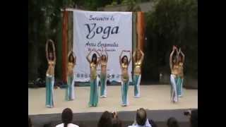Presentación Alumnas Danza Árabe