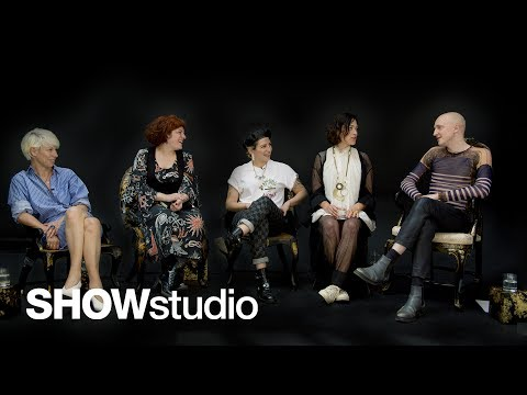 J.W. Anderson - Spring / Summer 2018 Panel Discussion