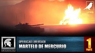 MARTELO DE MERCURIO: LIBERDADE [PT1]