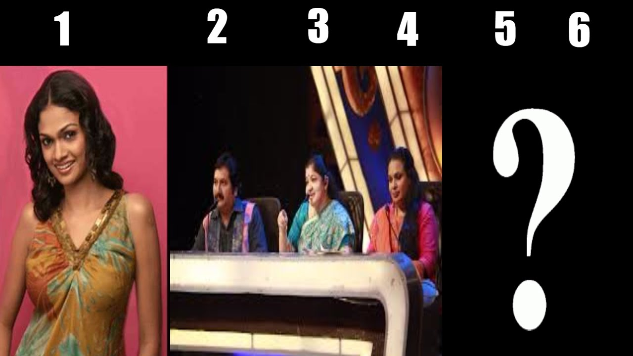 vijay tv super singer junior 5 2016 judges list announced new