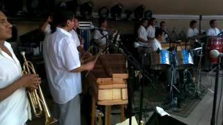 cuando cae la lluvia fidel funes marimba orquesta en vivo