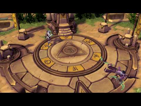 Heroes of the Storm - Genji B-Roll Footage