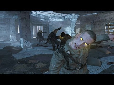 Call Of Duty World At War - Zombies - Nacht Der Untoten