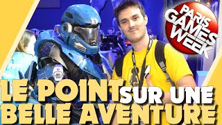 PARIS GAMES WEEK : Le point sur une belle aventure