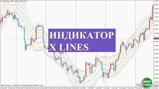 Индикатор x lines
