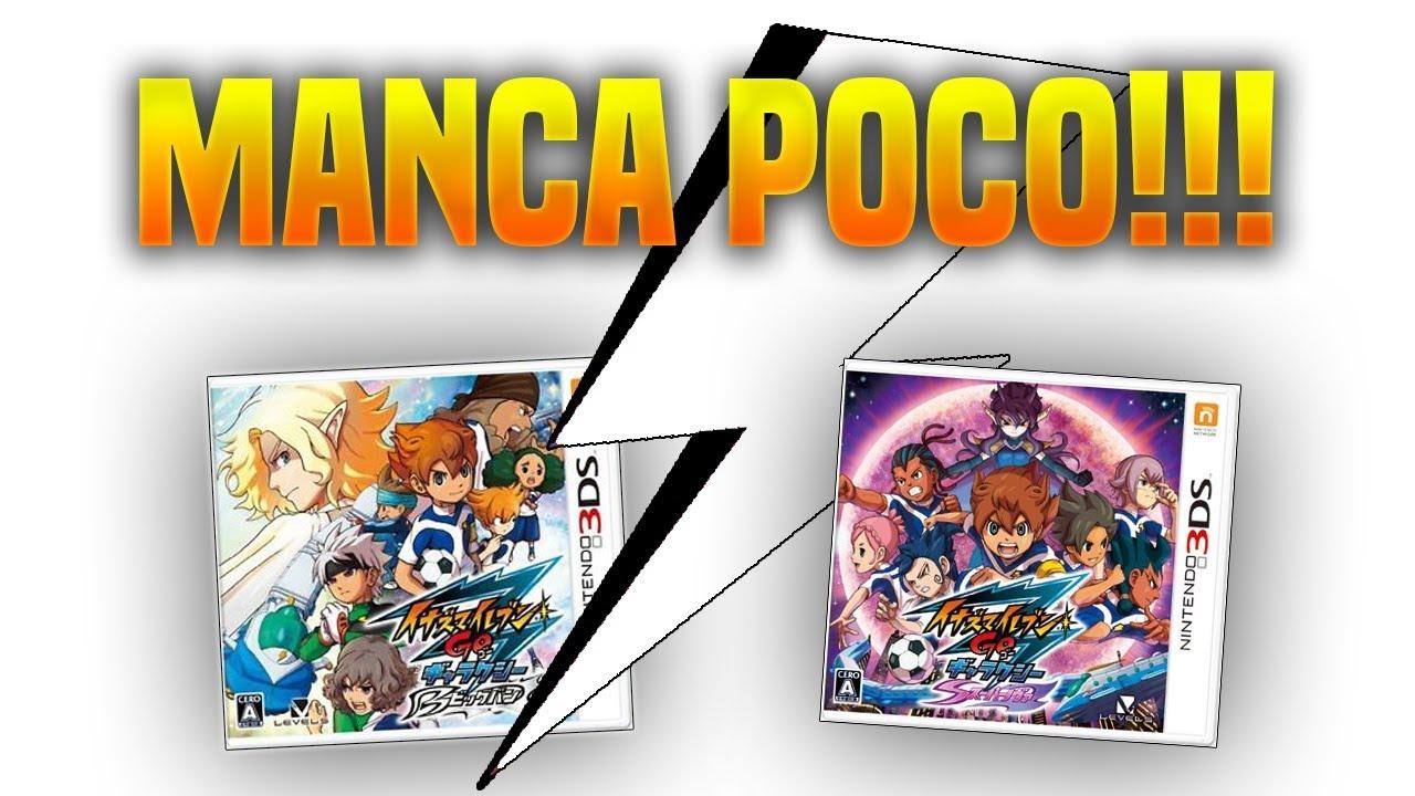 download inazuma eleven go galaxy 3ds
