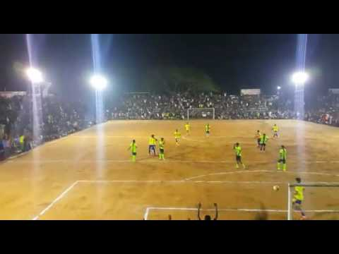 AMAZING GOAL BY INDIAN FOOTBALLER MOHAMMED RAFI