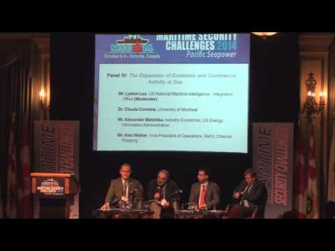 MSC14 - Panel 4: The Expansion of Economic and Commercial Activities at Sea - Discussion
