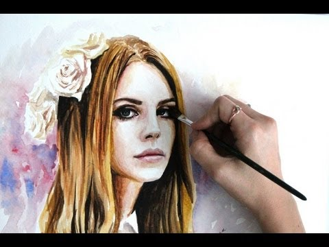 Speed Painting : Release | Doovi