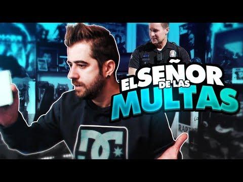 EL SEÑOR DE LAS MULTAS (Broma telefónica)