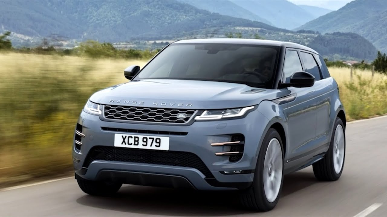 new range rover evoque 2019 first look exterior interior price
