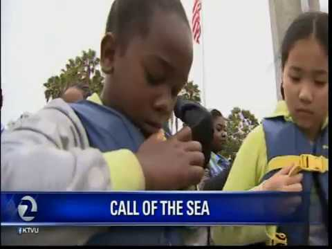 Fox Channel 2 News: Call of the Sea's Youth STEM Education Program