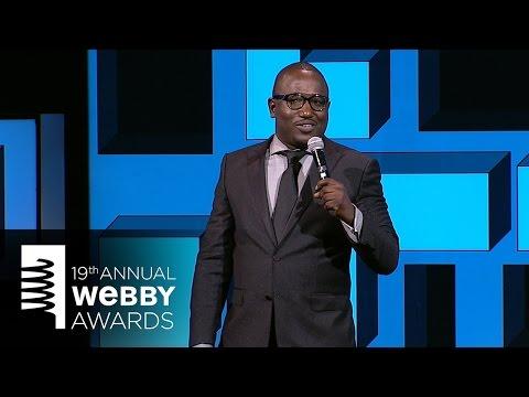 Hannibal Buress Kicks Off The 19th Annual Webby Awards