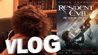 Vlog - Resident Evil Retribution